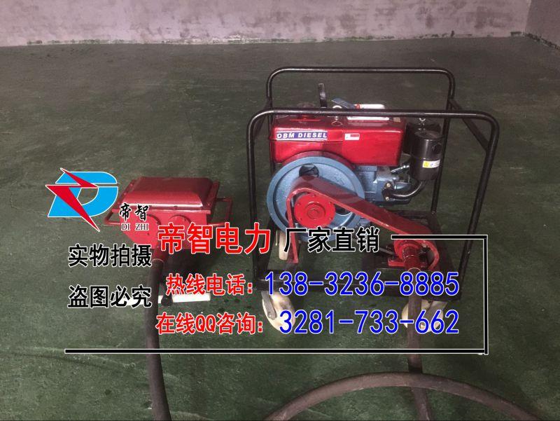 河堤防护打桩机生产厂家、便携式曲轴植桩机规格