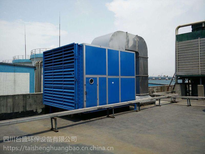 四川台盛定制组合式集尘设备