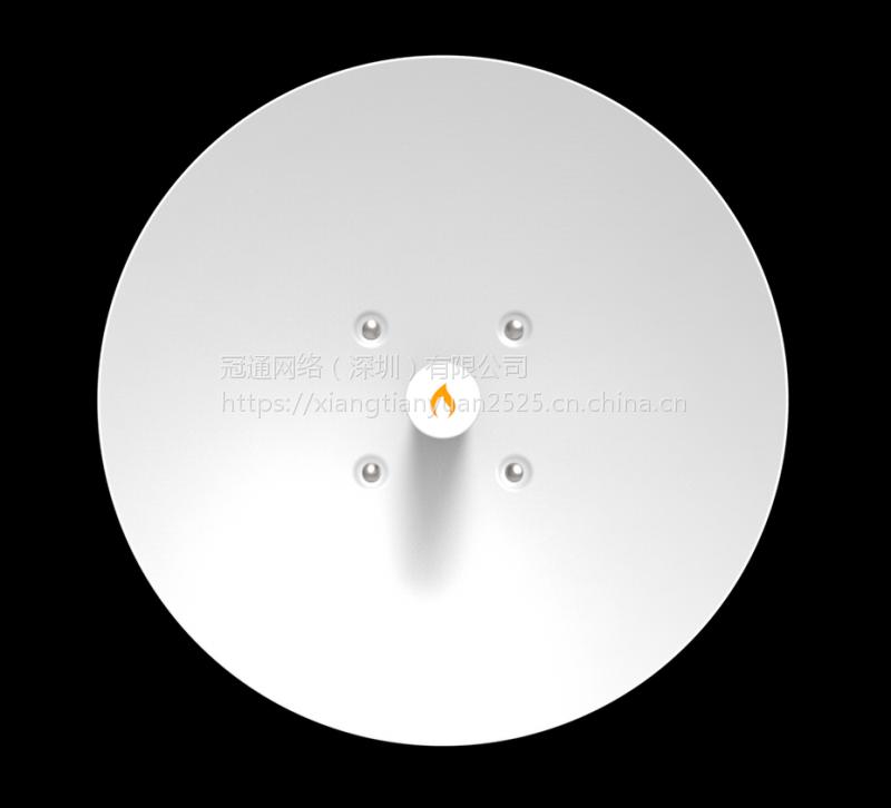 IgniteNet Fusion Dish波速赋形技术30dbi双极化高增益抛物面天线