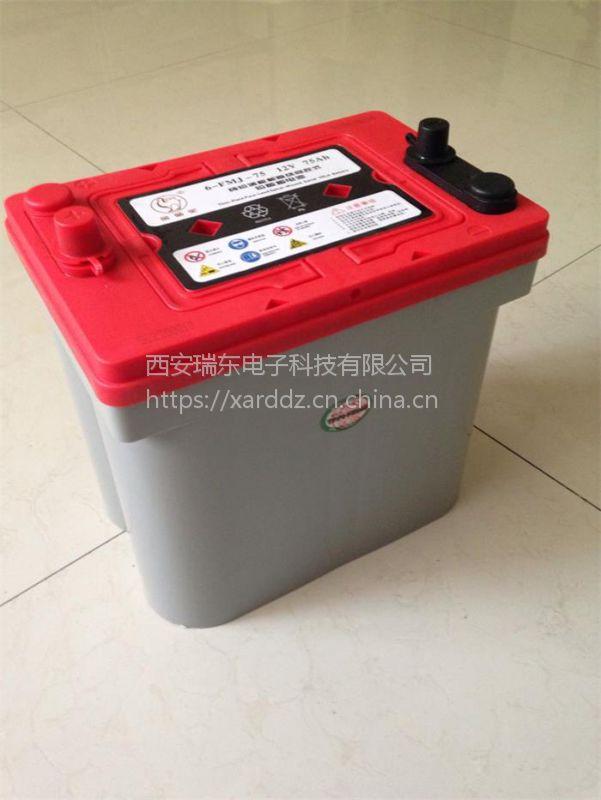 供应超低温启动卷绕蓄电池西安瑞东电子有限公司