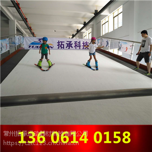 冰雪运动体验设备 广东室内滑雪模拟器 成人室内模拟滑雪机厂家