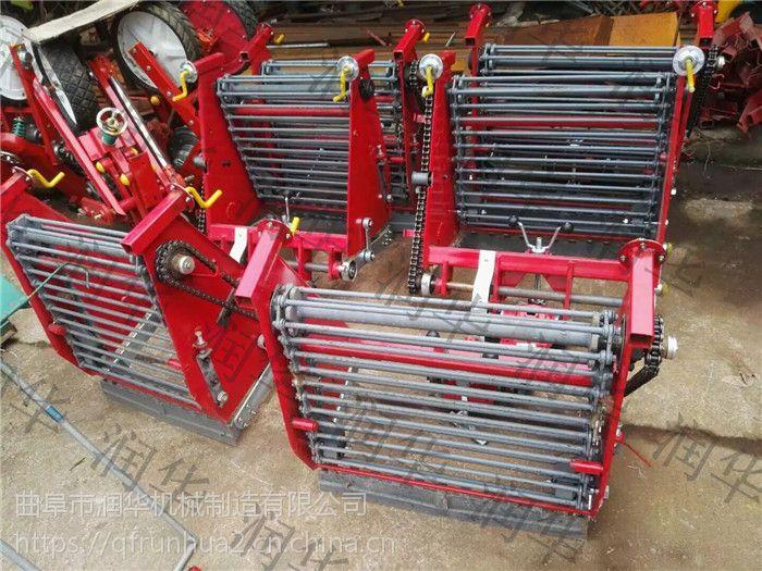 收净率高的马铃薯收获机 多用途花生收获机 高质量的挖果机
