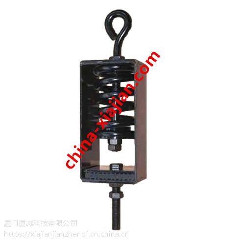 吊装阻尼弹簧减振器价格【厦减减震器】现货