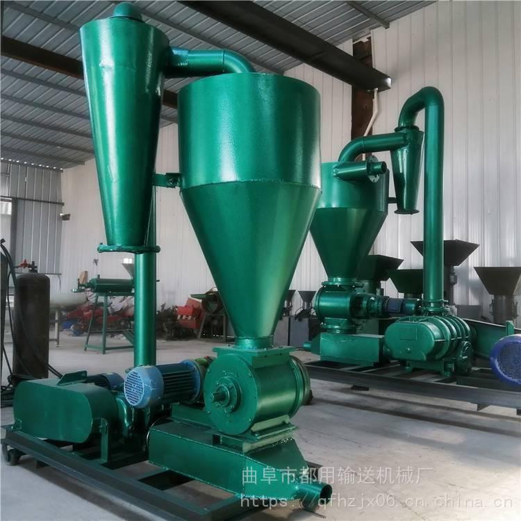 广州大米气力输送机 兴运牌35吨时产油电两用吸粮机