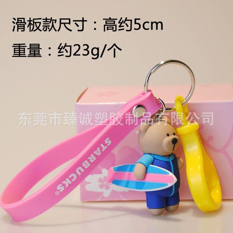 钥匙扣、PVC钥匙扣、钥匙扣厂家、东莞礼品厂家、新奇特创意礼品