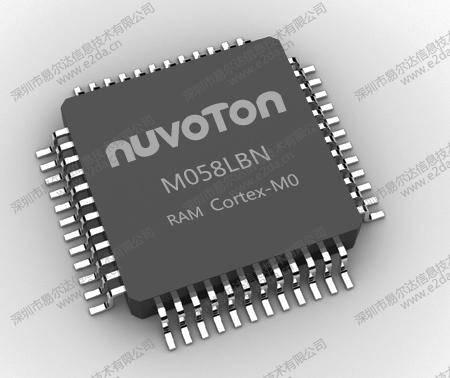 新唐代理NUC123ZC2AN1单片机,联系QQ386923934,原装