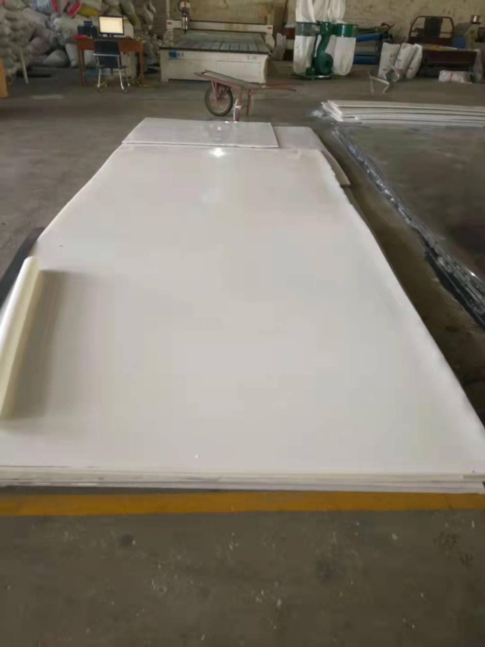 生产加工 聚乙烯衬板 超高分子量聚乙烯耐磨衬板 料仓衬板