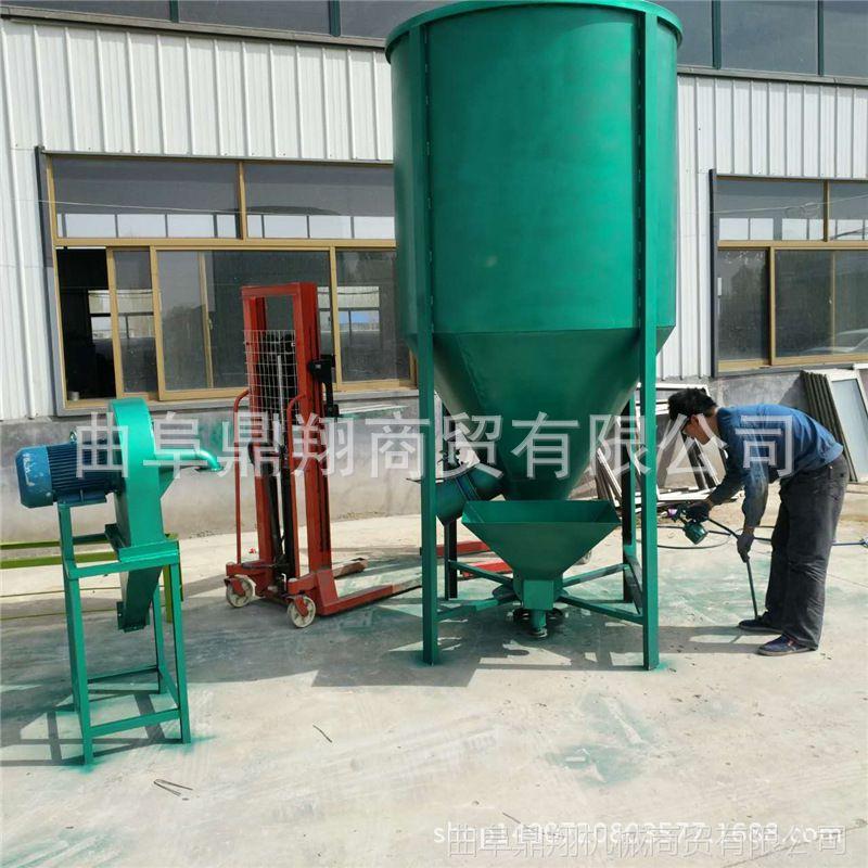 唐山化工厂专用混合搅拌机 全新小型立式搅拌机 养殖专用饲料搅拌