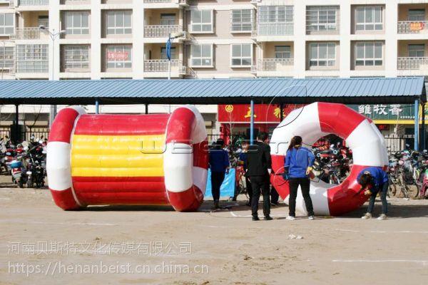 趣味游乐项目租赁供货商贝斯特传媒园区活动规划大型鲸鱼岛租借