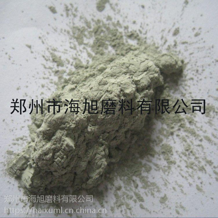 河南绿硅粉绿碳化硅微粉酸洗水分粒度集中