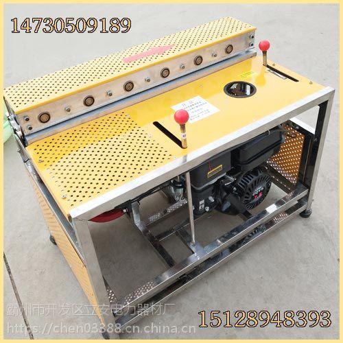 风冷汽油机式电缆传送机 自动式地缆传送机