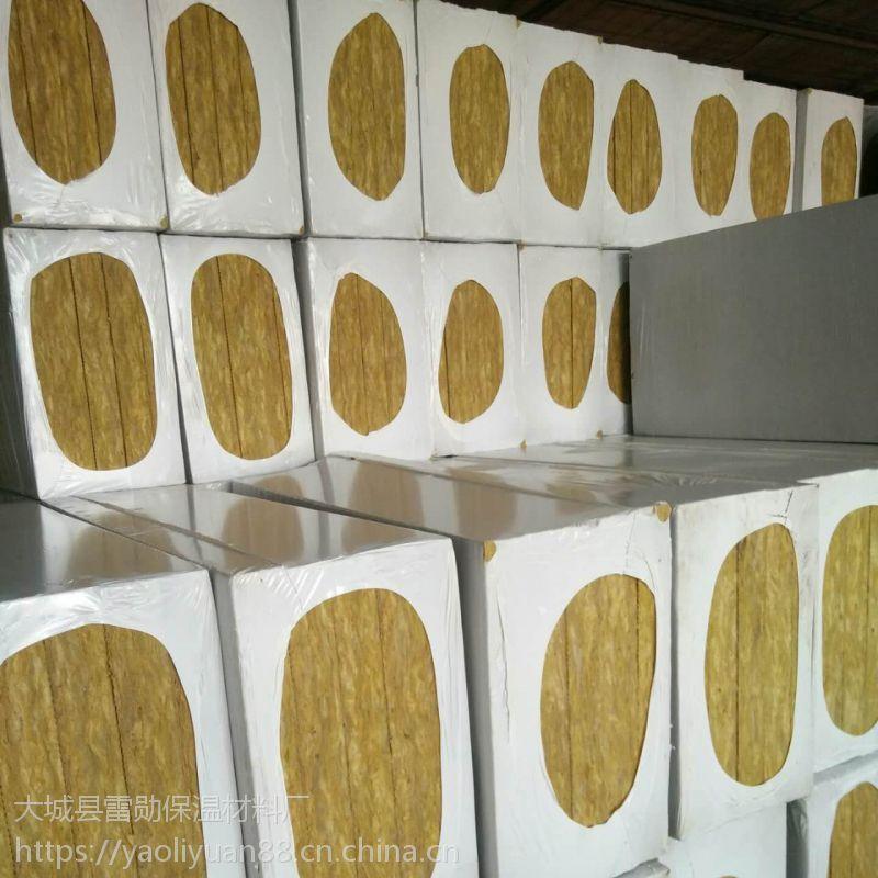 工业保温常用岩棉板厚度介绍,常用的岩棉板规格是多少