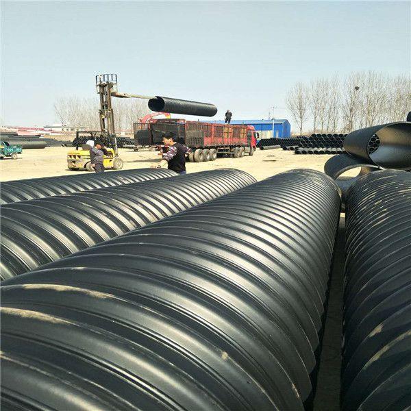 北京钢带增强管钢带增强螺旋波纹管@价格要合理