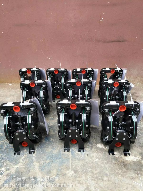 铸造用隔膜泵QBK-15桂林化工泵
