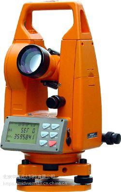 中西2秒电子经纬仪 型号:BB07-DJD2-C库号:M296041