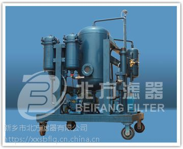 河南新乡厂家直供滤油机