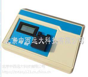 中西余氯浓度检测仪/余氯检测仪/余氯测定仪 库号:M19660