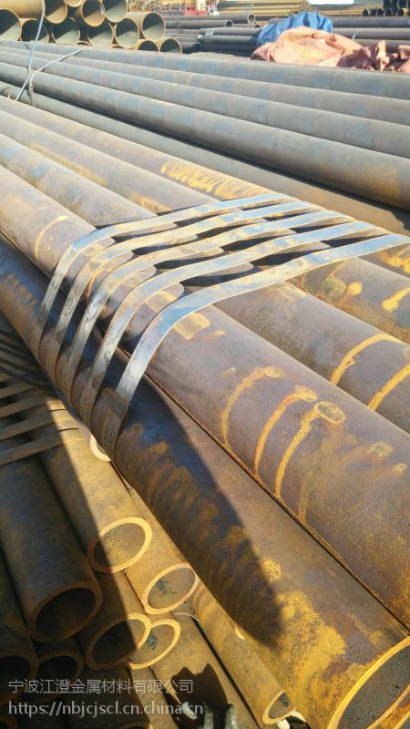 奉化16锰钢管哪里有卖、用于结构制管