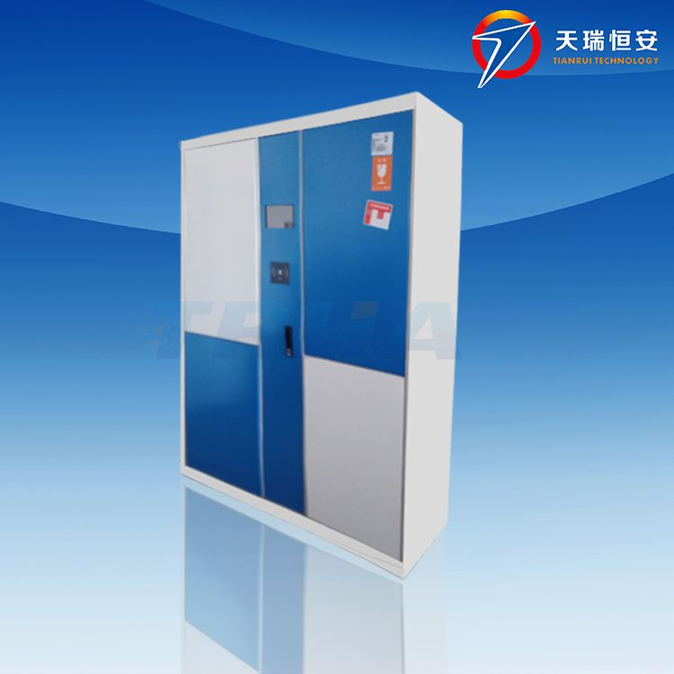天瑞恒安 TRH-ZSM-190 安徽池州电子存包 柜,安徽池州电子柜厂家