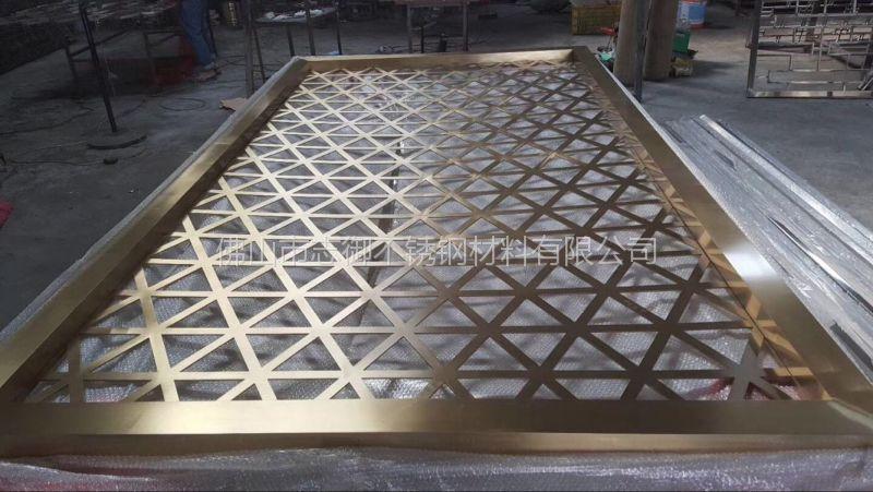 吉林304红古铜不锈钢双槽管 夹玻璃专用