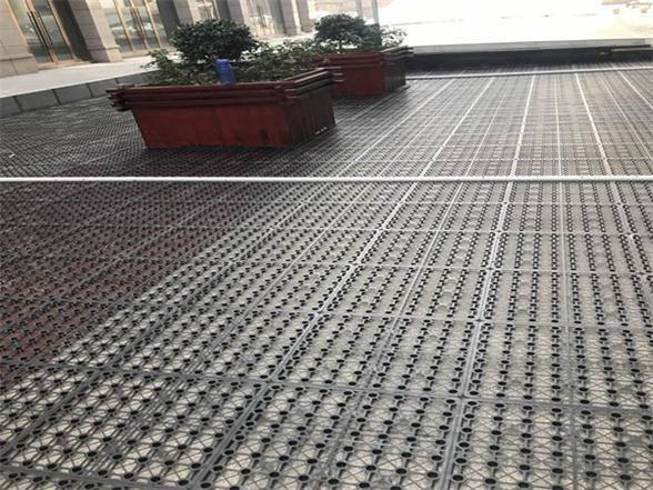 供应北京地下车库保护层排水板,楼顶花园绿化疏水板