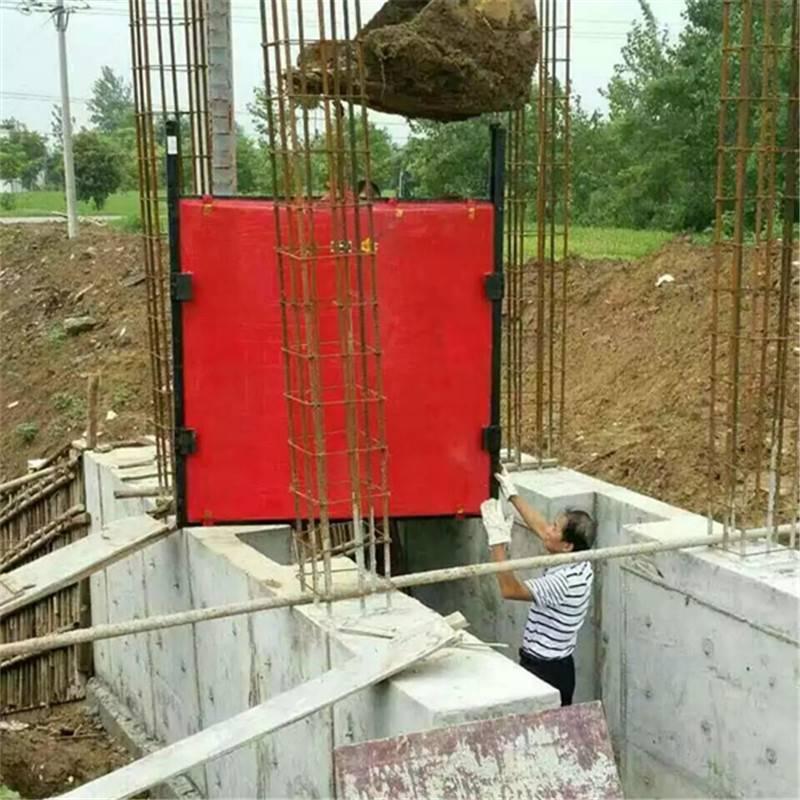 宇东水利机械厂家直销PGZ800*800mm平面拱形铸铁镶铜闸门 质优价廉