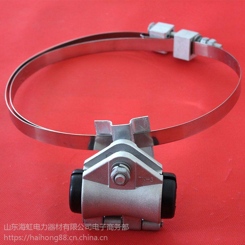 海虹厂家直销ADSS悬垂金具 ACJ型预绞丝金具