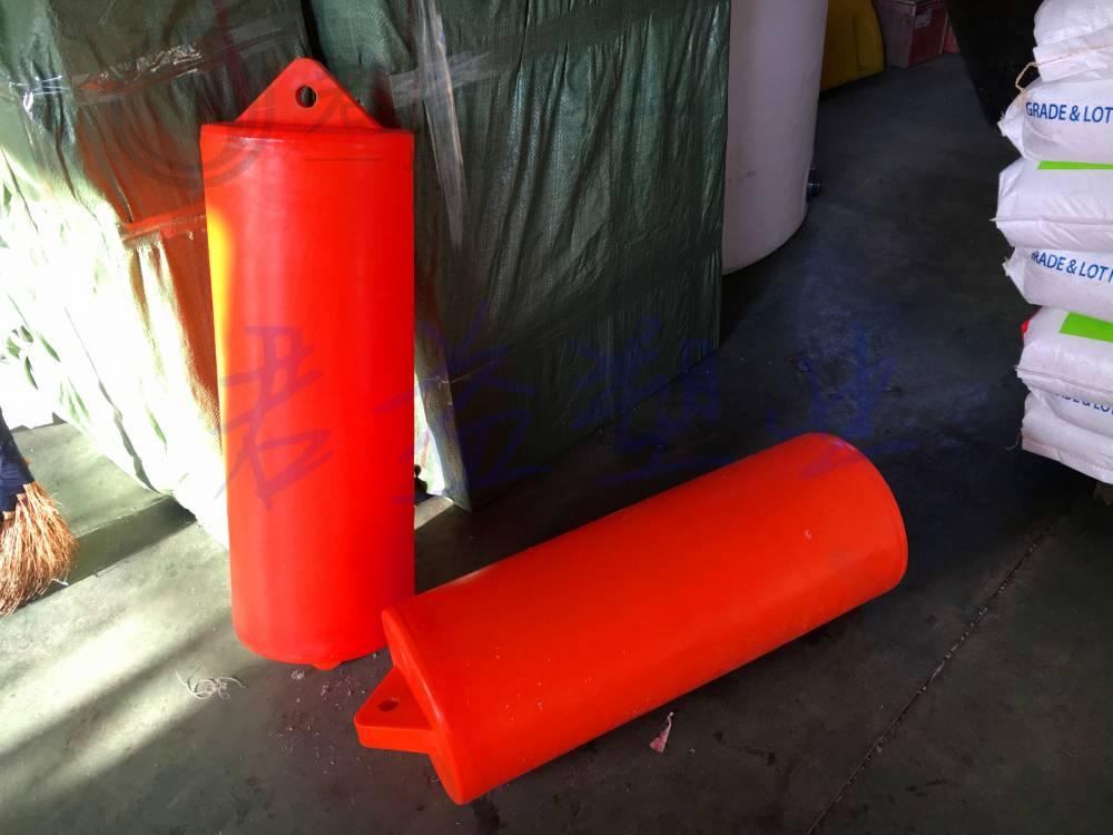 福建水上管道作业 孔径220塑料管道浮体