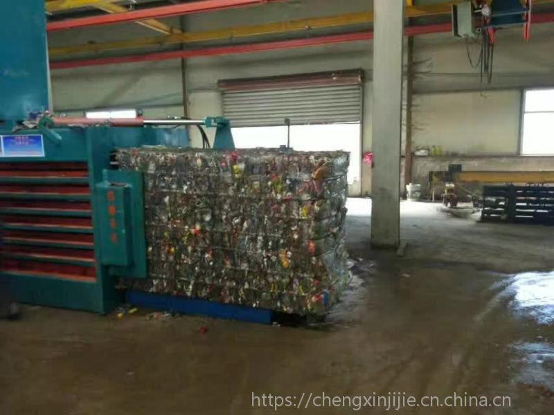 郑州宝泰机械工业废纸打包机转让厂家销售
