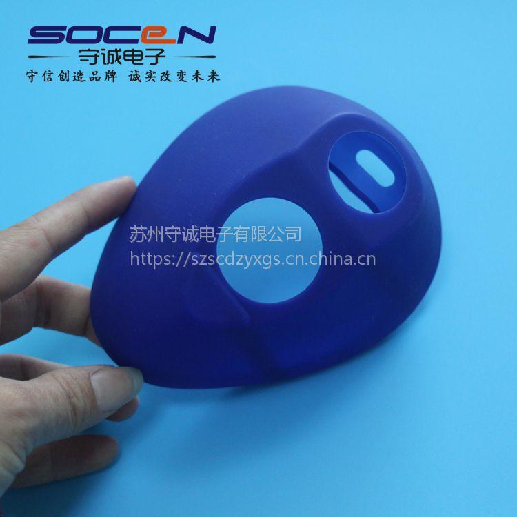苏州厂家定制 医用呼吸器液态软胶面罩 防霾液态硅胶鼻罩 硅胶