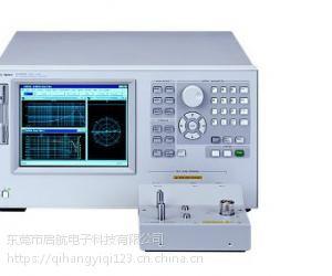Agilent E4991A射频阻抗材料分析仪