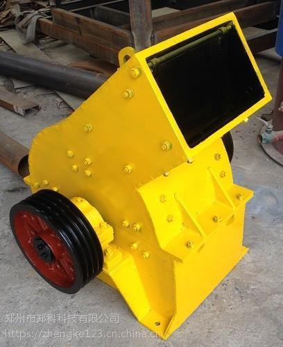 焦作郑科PC400X300型石块高速破碎机操作安全维护容易