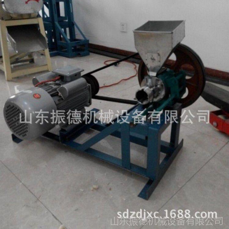 自动气流膨化机  商用玉米膨化机 流动型大米花机 振德供应