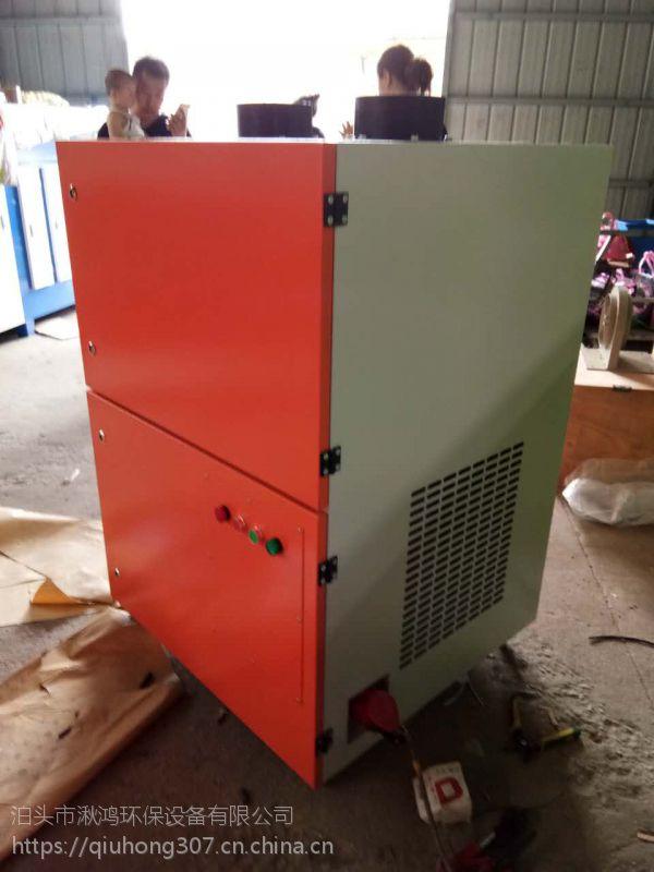 工业双壁焊烟废气装置 焊烟除尘器 万向柔性焊烟废气净化器