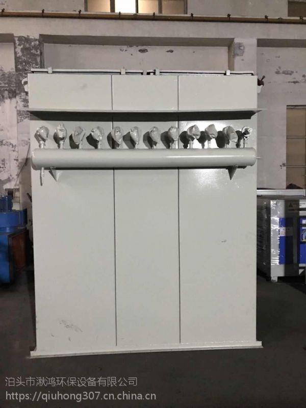 布袋除尘器单机脉冲除尘器木工除尘器锅炉高温布袋除尘器工业设备