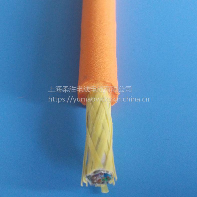 防水电缆同轴75-5+2/3*1/1.5/2电源线 零浮力凯夫拉抗拉