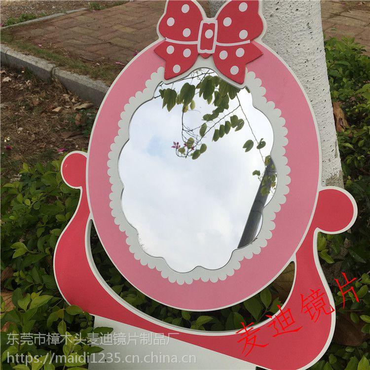 1.0亚克力镜子、东莞pc双面镜、1.5PS油漆镜片