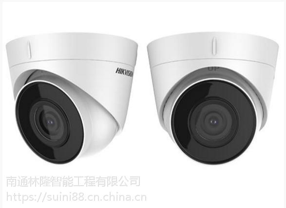 "DS-IPC-T12-I(/PoE) 200 万1/2.7"" CMOS 日夜型半球形网络摄像机"