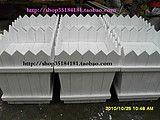 落地式可移动花箱可定制花槽 广场街道美化植物箱步行街分道木箱