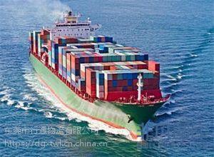 越南海运双清到门 行通物流代理越南海运专线