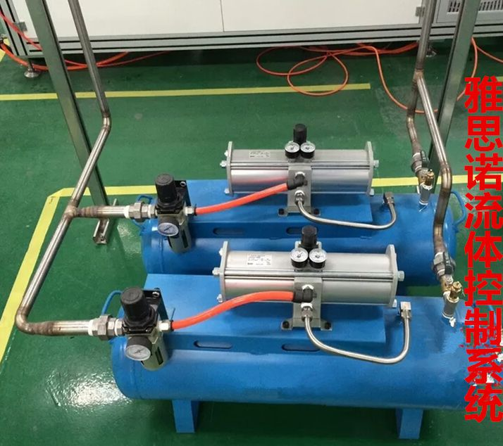 空气增压泵-2倍压缩空气增压泵-SMC空气增压泵-压缩空气增压机