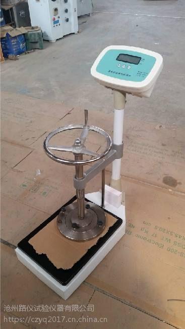 数显式集料软弱颗粒试验仪
