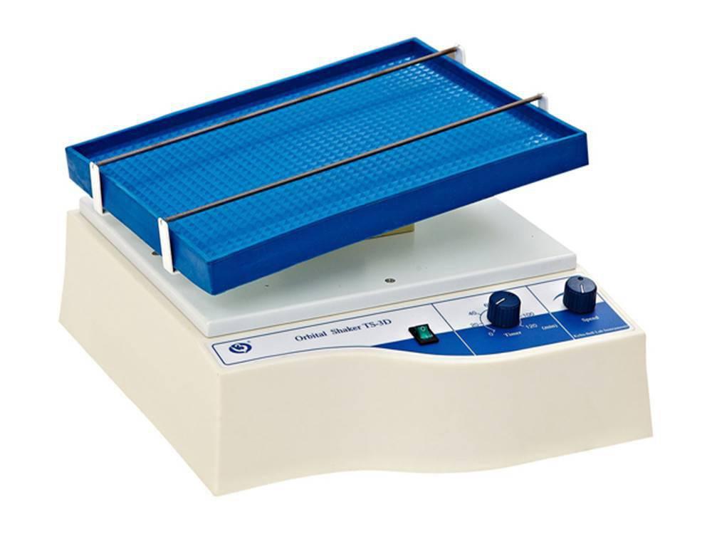 海门其林贝尔 TS-1000型(升级版)多用脱色摇床 脱色微型圆周摇床