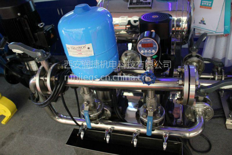 西安变频恒压无负压供水给水设备 西安变频无塔二次供水给水设备 RJ-1746