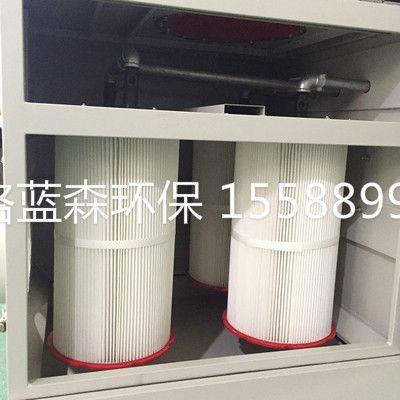 供应临沂金属打磨单机脉冲滤筒除尘器