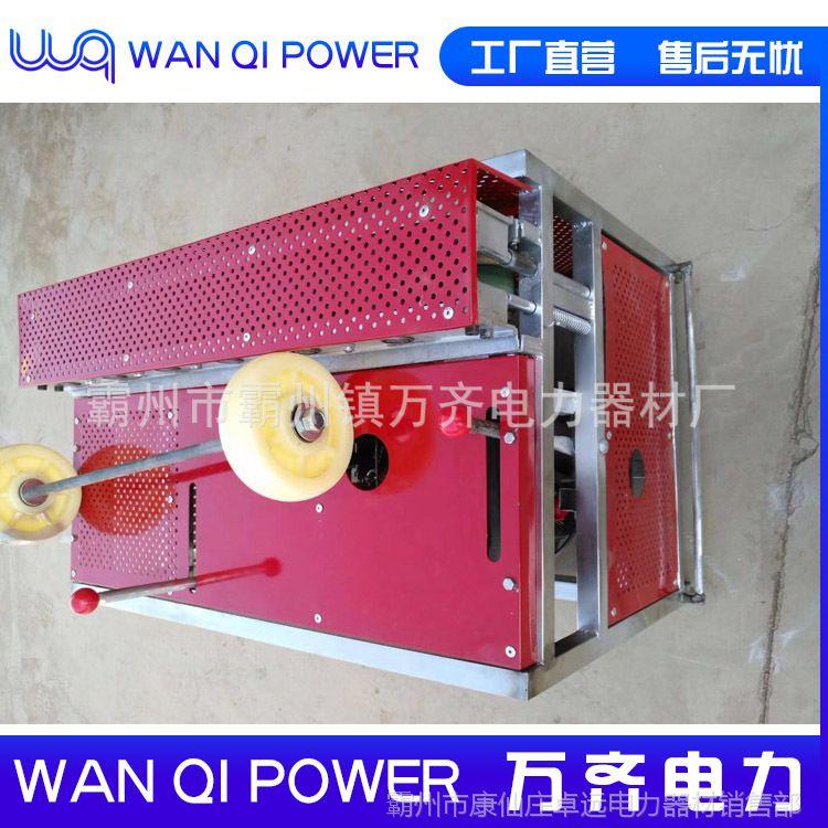通管器推送机 光缆布放辅助机 便携式电缆光缆牵引机