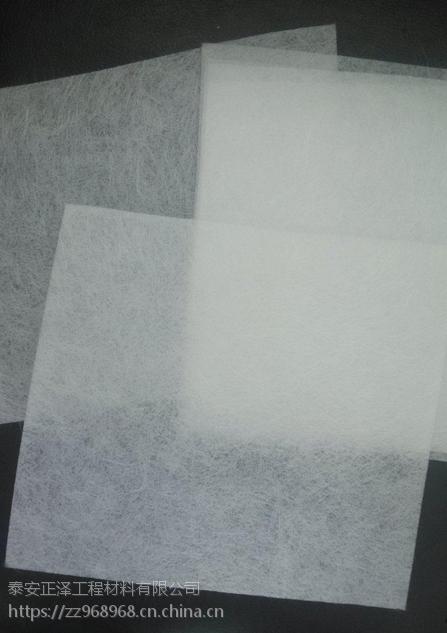 抚州市临川聚酯玻纤布路面施工加筋
