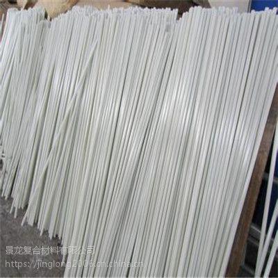 玻璃纤维杆/粮机吊杆/玻璃钢拉挤型材/纤维棒安阳景龙