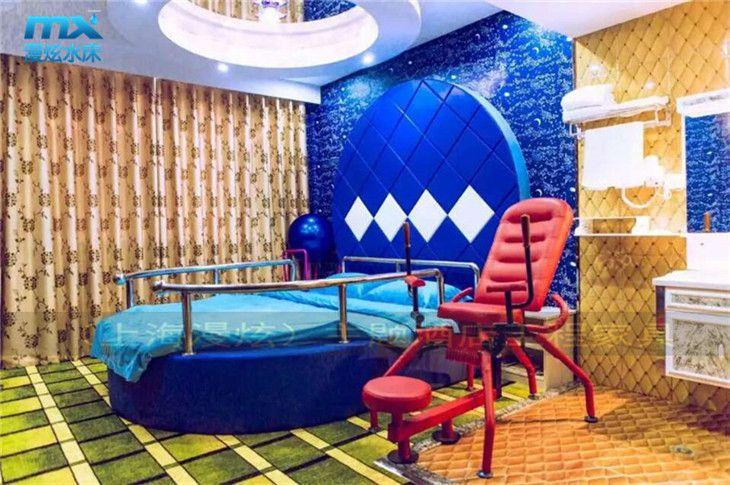[船形漫炫]法国创意床-厂家情趣电动床-宾馆情趣电动床-定做床酒店情趣内衣品牌的上海图片