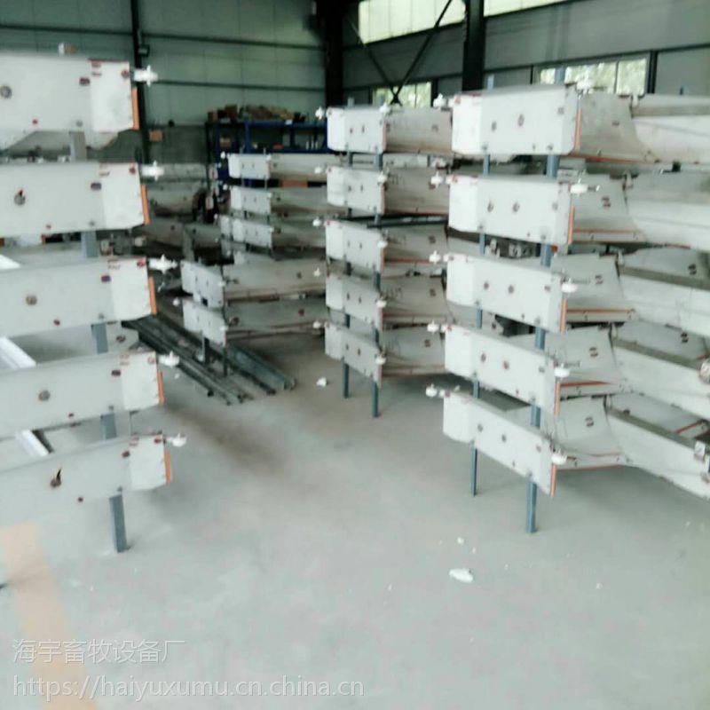 304不锈钢刮粪机 全自动一拖二刮粪机 干湿分离清粪机 畜牧设备